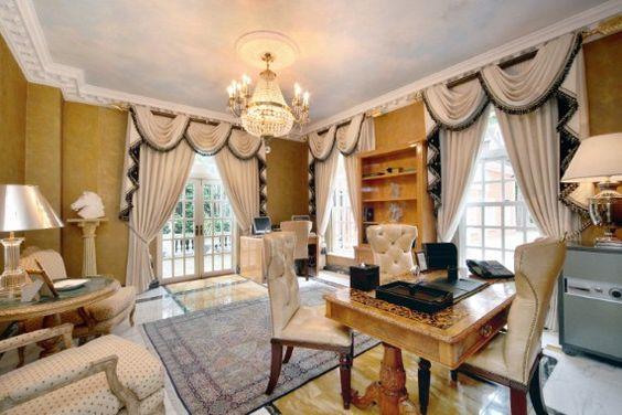 Get the work done in this home office