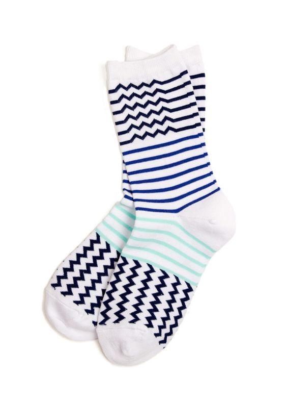 L:C Babe | Richer Poorer Beachcomber Socks