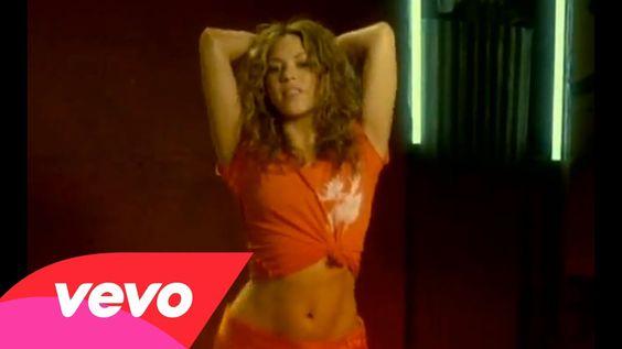 Shakira - Hips Don't Lie ft. Wyclef Jean--I like both of them