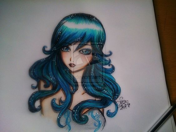 Juvia Loxar :D my fav Fairy Tail charachter :D