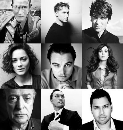 cast of Inception