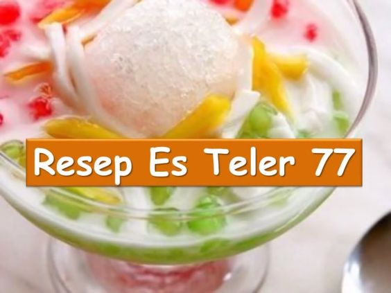 Resep dan Cara Membuat Es Teler 77 #NyokMasak http://youtu.be/HskUmKizJXk