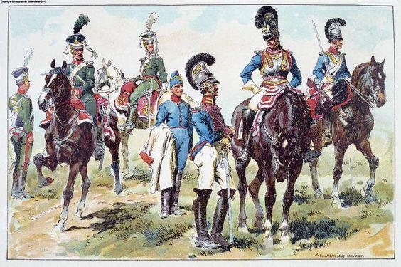 Kürassier- Schwere Reiter-Regiment