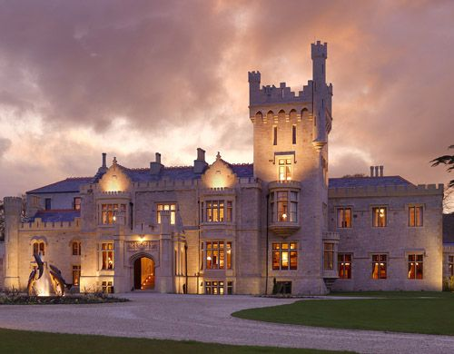 Wedding In Ireland Castle Venues