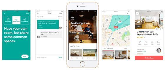 Building a Visual Language : Airbnb Design