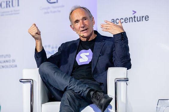 De man die het World Wide Web heeft gebouwd, bouwt aan een 'nieuw internet'.