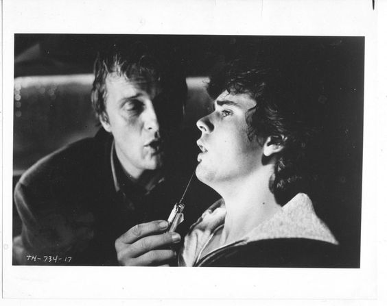 RUTGER HAUER/C. THOMAS HOWELL/THE HITCHER/8X10 COPY PHOTO CC4900