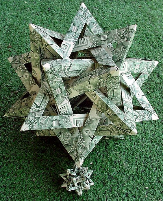 Good birthday gifts, Origami and Dollar bills on Pinterest - photo#16
