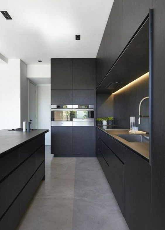 Mode Mode Printemps Nienca In 2020 Modern Kitchen Design Kitchen Design Color Modern Kitchen