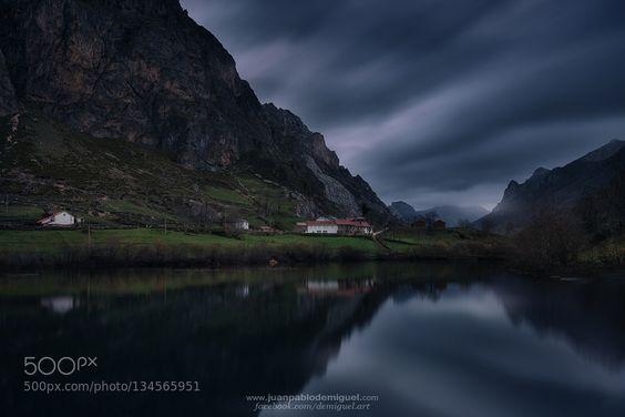 Valle de Lago VI by demiguel #landscape #travel