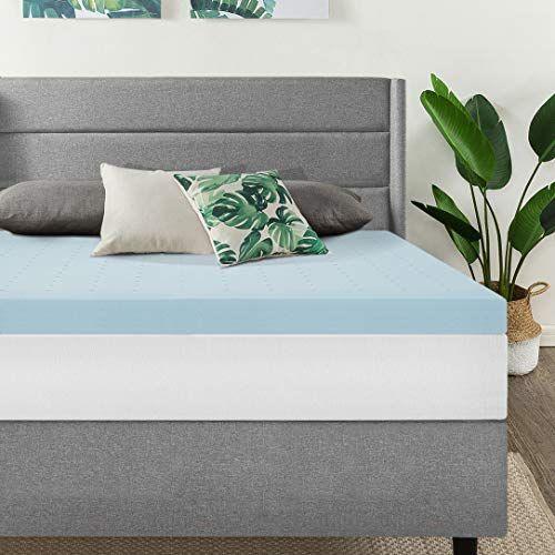 Best Gel Mattress Cooling Mattress Pad Memory Foam Bed Topper Memory Foam Mattress Topper