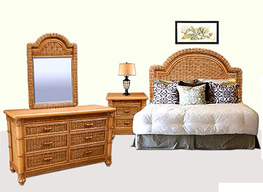 Best 25+ Wicker bedroom furniture ideas on Pinterest | Wicker ...