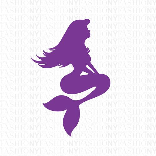 Perfect for car windows crafting etc. Get Off My Tail Mermaid Decal glass block Choose the size