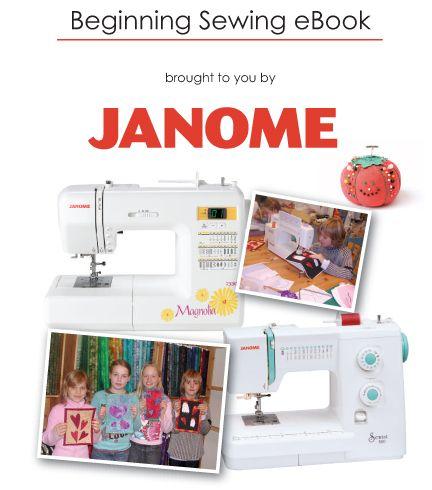 beginning sewing machine