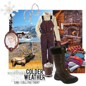 Stuck In Colder Weather
