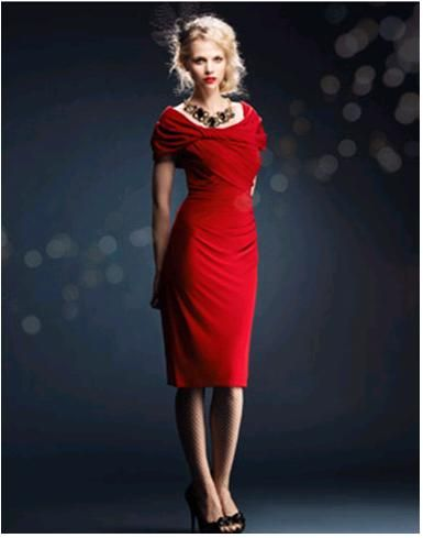Hot Holiday Dress fir any christmas party