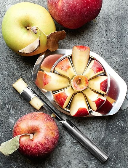 quick use apple slicer