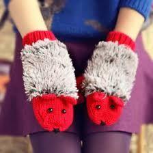 Znalezione obrazy dla zapytania winter gloves