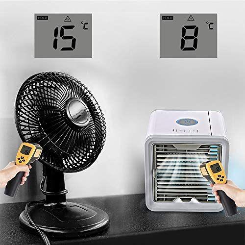 Mini Air Cooler Fan Arctic Air Personal Space Cooler A Quick
