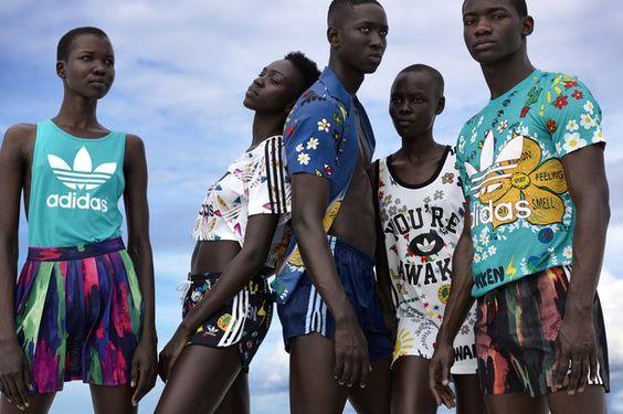 Pharrell para Adidas: nova coleção chega no Brasil