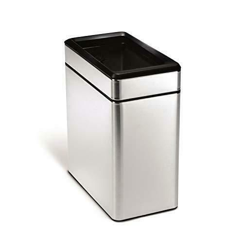 Https Ift Tt 2i2ln1m Trash Cans Ideas Of Trash Cans Trashcans Trash In 2020 Simplehuman Brushed Stainless Steel Metal Trash Cans