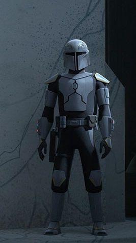 Armour Mandalorian Concept Art