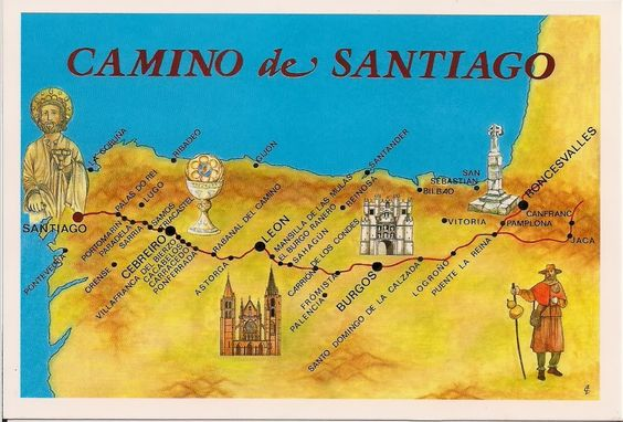 AP* Spanish Language and Culture: El Camino de Santiago