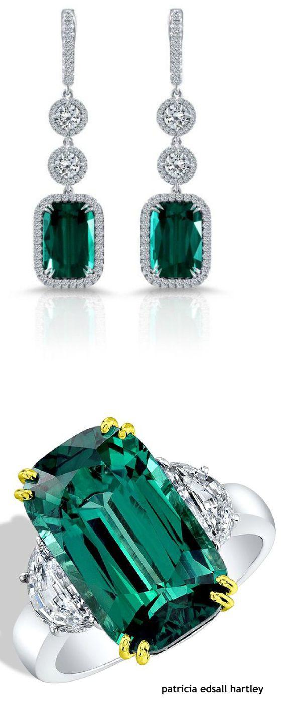 Emeralds & Diamonds: