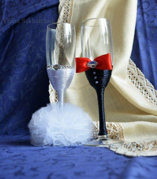 Wedding glasses (wedding glasses)