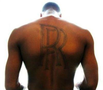 that rajon rondo rolls royce tattoo rajon rondo