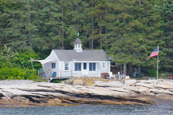 Boothbay, USA by Tina Bardenfleth