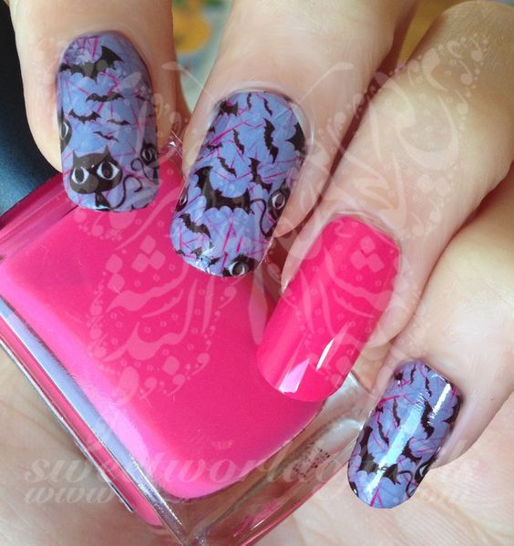 10 Wraps Directions: 1. First paint nails with a base coat. 2. When nails are fully dry, cut out the decals that match your nails width. Make sure to cut exactly on the line, or within the line withou: