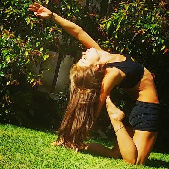 Yoga - Camel ustrasana