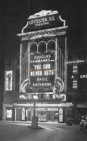 The Leicester Square Theatre in 1939