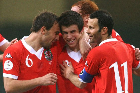 Giggs, not Ronaldo, is Bale's greatest ever teammate