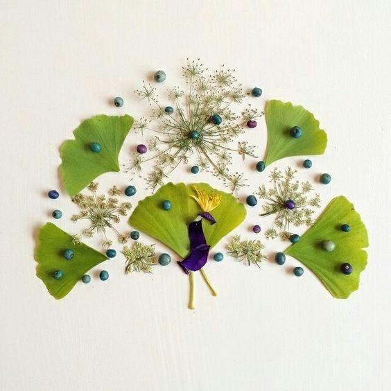 Flowers art.