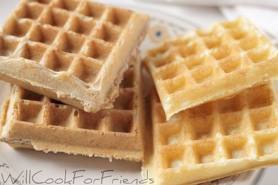Waffles - Tried and true. Yeasted vs Un yeasted. Different trial and errors.