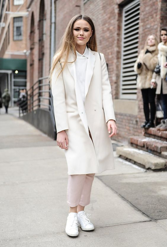 Pin for Later: Street Style bei der New York Fashion Week Tag 3