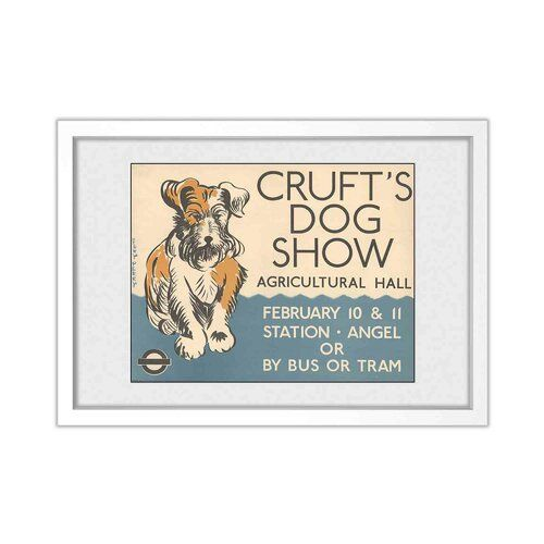 Poster Transport For London Cruft S Scanmod Design Format Weiss