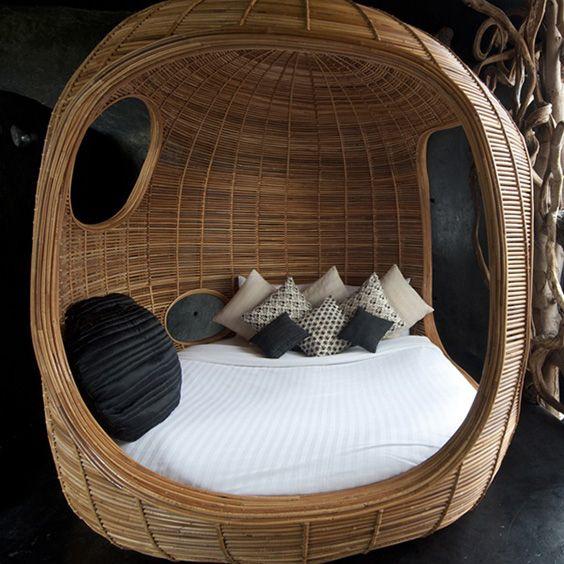 12 Unique And Crazy Bedroom Ideas - The Sleep Judge  Unique
