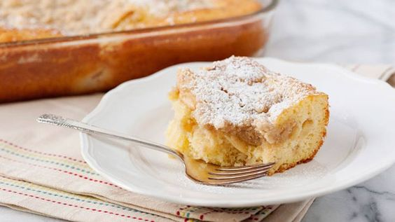 Sometimes you want cake and sometimes you want pie. My Apple Pie Cake is both, making it a perfect addition to your Thanksgiving dessert table.