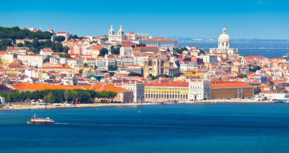 Roadtrip i Lisboa och Leiria: från Lissabon till Sintra