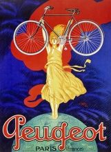 Mirrors & Wall Art : Peugeot Bikes