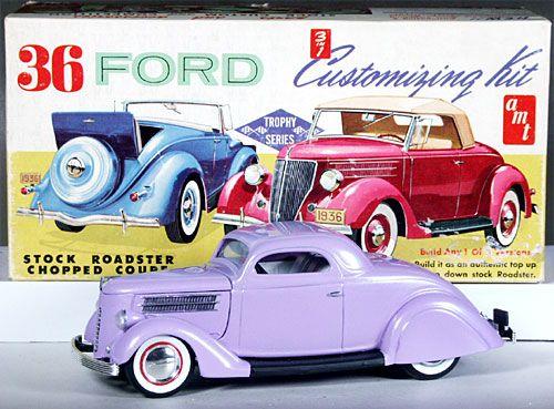 Vintage Monogram Model Car Kits Google Search Model Kit Box