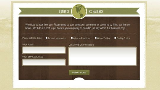 20 Excellent Examples of Forms in Web Design Web forms and - examples of feedback forms