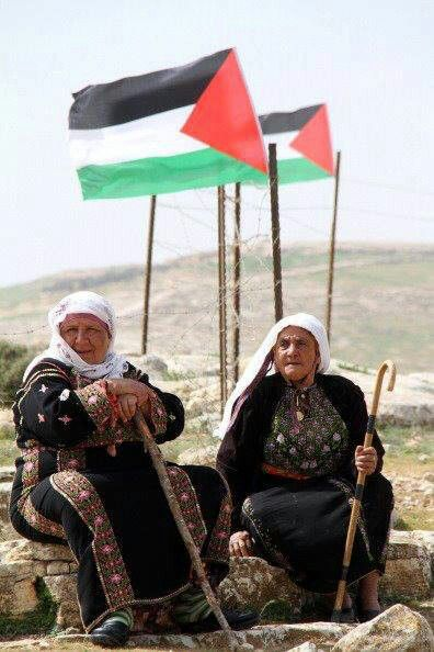 Palestinian freedom fighters. Never stop fighting for what you believe in.: