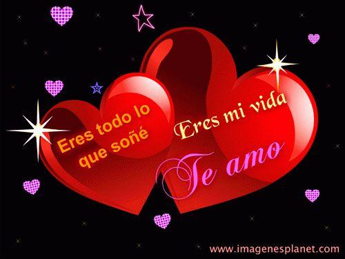 Imagenes De Amor Con Movimiento: Imagenes De Corazones De Amor Lindas Con Movimiento