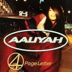 Aaliyah – 4 Page Letter acapella