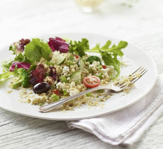 Zoe's kitchen quinoa salad recipe - delicious This is the most amazing salad and it will change your life FOREVER!