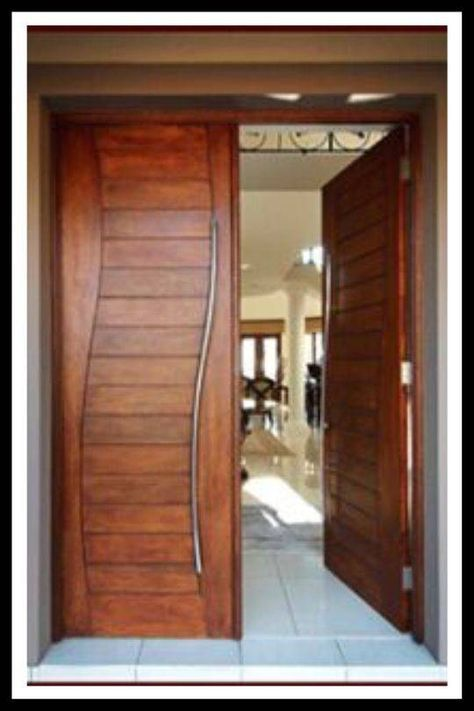 Front Double Door Designs For Indian Houses 7 Ideas That Stand Out In 2020 Door Design Interior Home Door Design Wooden Front Door Design